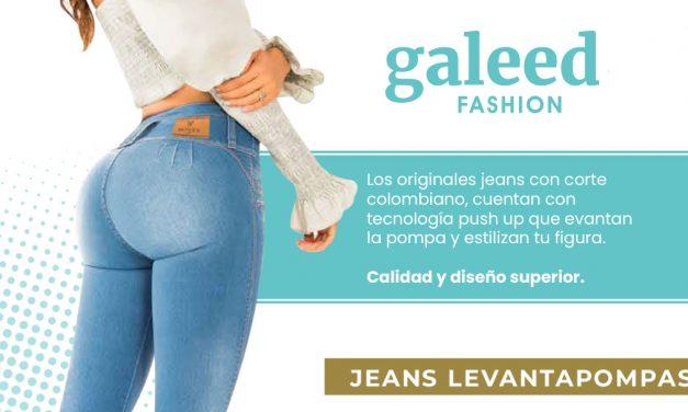 Galeed Fashion • Push up