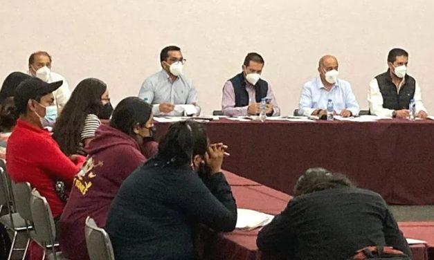 Gobierno de Oaxaca y normalistas alcanzan acuerdo