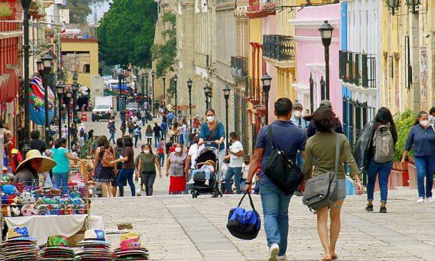 Hay 4 millones 132 mil habitantes en Oaxaca