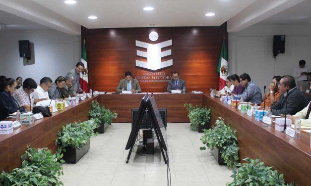 Sesionará Consejo General del IEEPCO