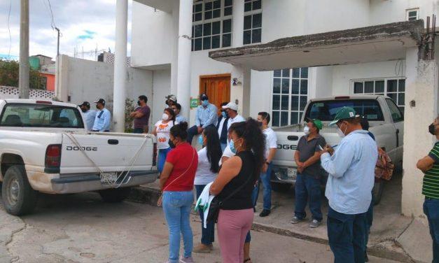 Telefonistas logran primer acuerdo con Telmex