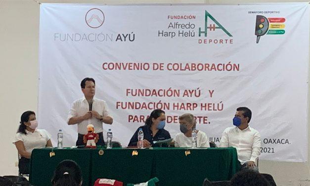 FAHHO y Fundación Ayú firman convenio de colaboración