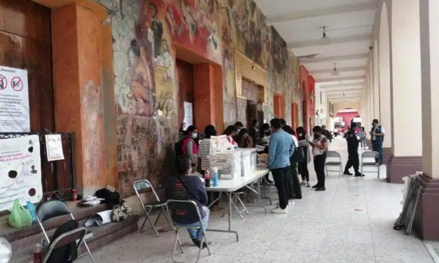 Huajuapan reporta saldo blanco