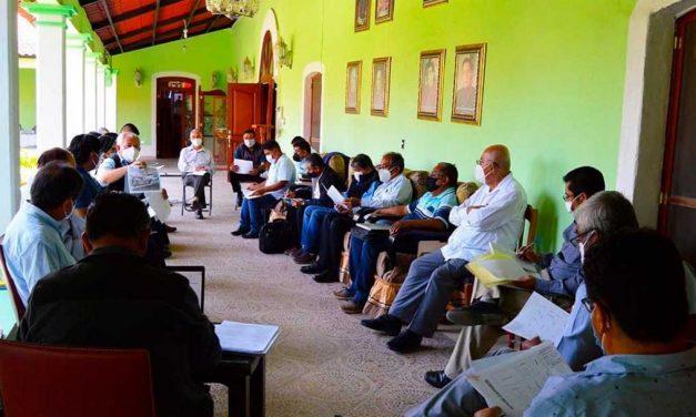 Preparan la llegada de obispo a Diócesis de Huajuapan