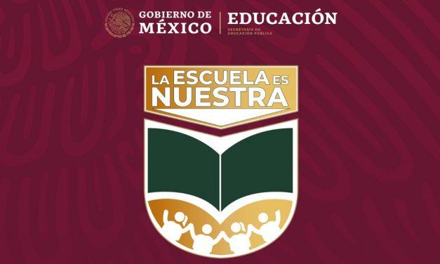 Programa La escuela es nuestra beneficiará escuelas mixtecas