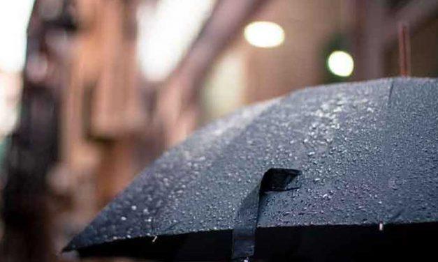 Pronostican para el fin de semana lluvias intensas