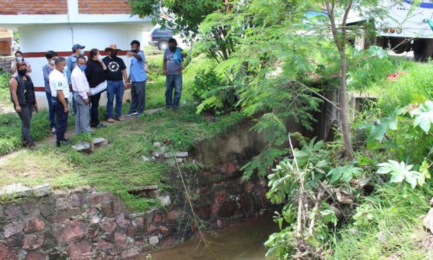 Construirán barda de contención en Infonavit