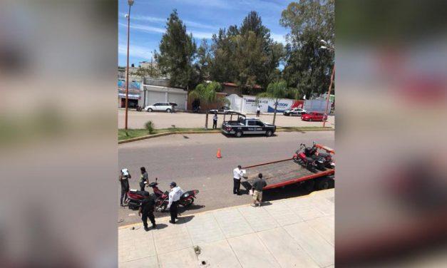 Intensifican operativos contra motociclistas