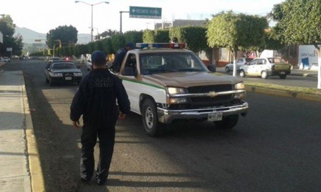 Aseguran siete vehículos por falta de documentos