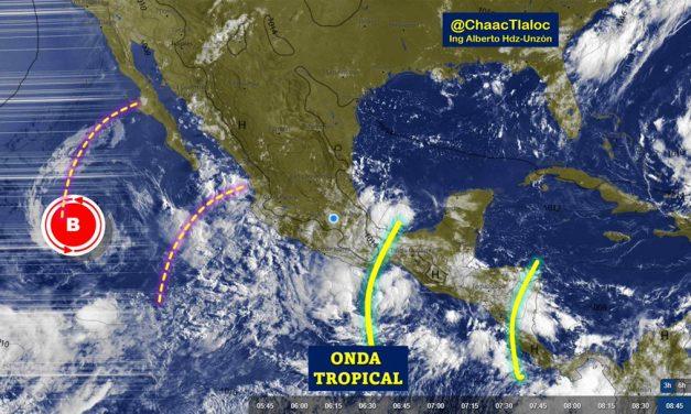Pronostican incremento de lluvias en los próximos días