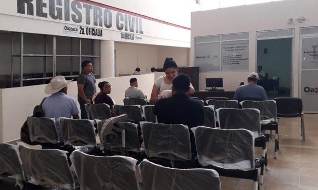 Denuncian presuntos actos de corrupción en Registro Civil