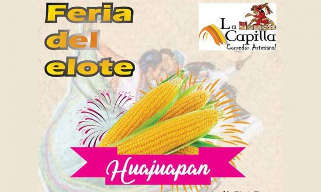 Realizarán Feria del Elote en Huajuapan