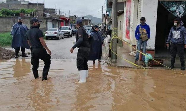 Seguirán las lluvias en la Mixteca en el primer frente frío