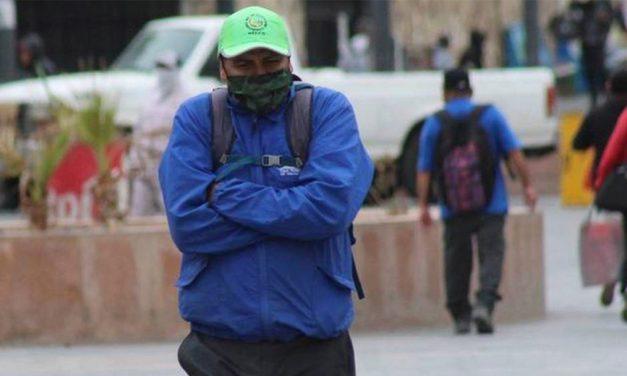 Alerta Protección Civil por 12 frentes fríos
