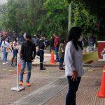 Alumnos de la UTM regresan a clases presenciales con vigilancia
