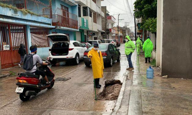 Pronostican lluvias en la Mixteca